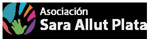 Asociación Sara Allut Plata Logo