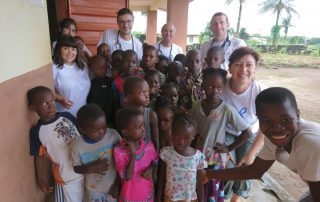 Misión en Sierra Leona 2017
