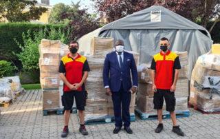 Asociación Sara Allut Plata - material sanitario y humanitario con destino a Mali